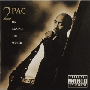 vinyl 2LP 2 PAC Me Against World