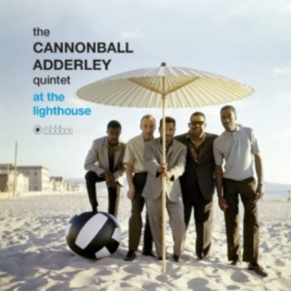 vinyl LP  The Cannonball Adderley Quintet  At The Lighthouse