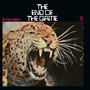 vinyl LP PETERR GREEN ‎The End Of The Game