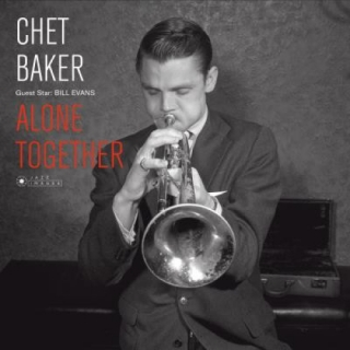 vinyl LP  Chet Baker Alone Together