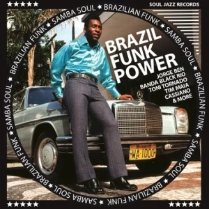 "vinyl 5x7"" Soul Jazz Records Presents Brazil Funk Power"