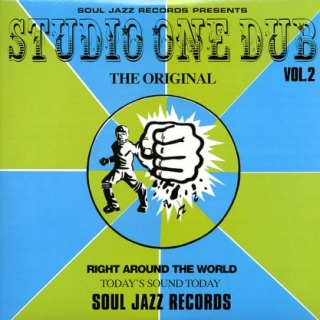 vinyl 2LP STUDIO ONE DUB vol.2
