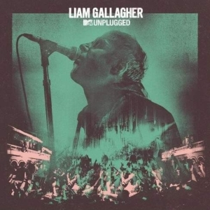vinyl LP Liam Gallagher MTV Unplugged