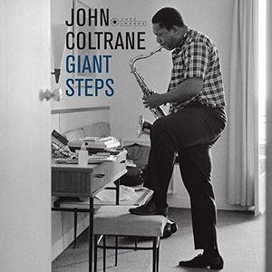 vinyl LP John Coltrane Giant Steps