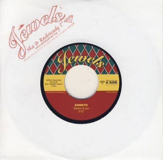 "vinyl 7""EP SOWETO Dream Of You"