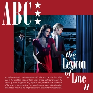 vinyl LP ABC ‎The Lexicon Of Love II