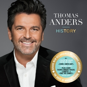 vinyl 2LP Thomas Anders History
