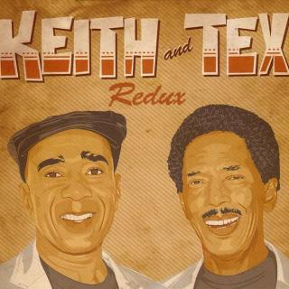 vinylova LP KEITH and TEX Redux