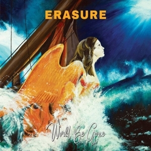 vinyl LP ERASURE World Be Gone
