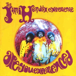 vinyl LP THE JIMI HENDRIX EXPERIENCE Are You Experienced