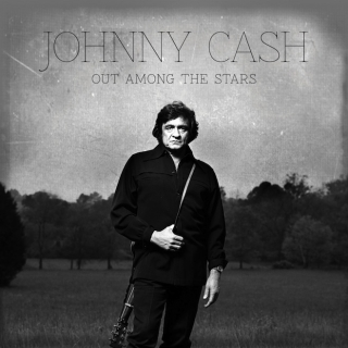 vinyl LP JOHNNY CASH Out Among The Stars