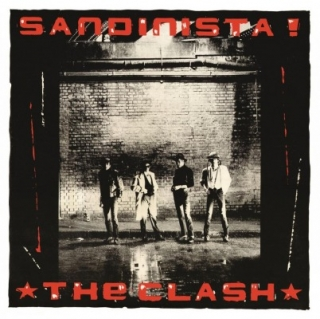 vinyl 3LP THE CLASH Sandinista