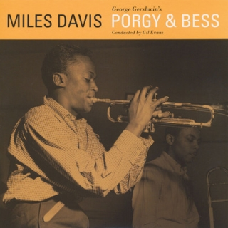 vinyl LP MILES DAVIS  Porgy and Bees