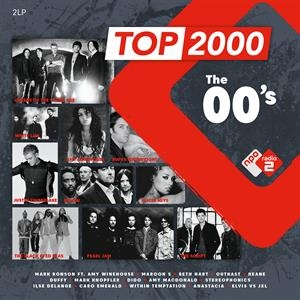 vinyl 2LP VARIOUS ARTISTS TOP 2000 - THE 00'S