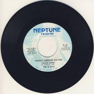 "7""SP O´JAYS, The  - There´s Someone Waiting (Back Home)"