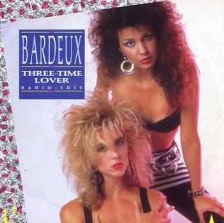 "vinyl 7""SP BARDEUX Three-Time Lover"