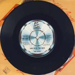 "7""SP High Energy - Love Is All You Need"