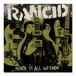 vinyl LP RANCID Honor Is All We Know