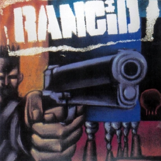 vinyl LP RANCID Rancid