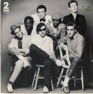 "7""SP THE SPECIALS - Do Nothing/prvé vydanie"