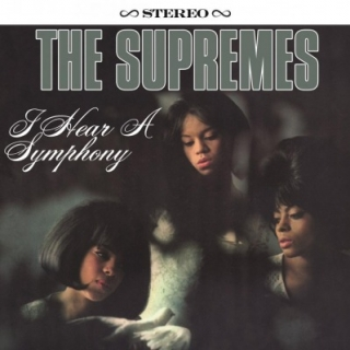 vinyl LP THE SUPREMES I Hear A Symphony