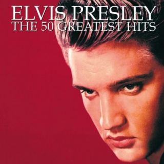 vinyl 3LP ELVIS PRESLEY 50 Greatest Hits