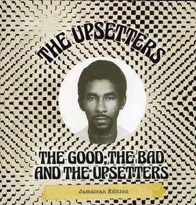 vinyl LP THE UPSETTERS The Good, The Bad And The Upsetters