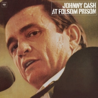vinyl 2LP JOHNNY CASH At Folsom Prison