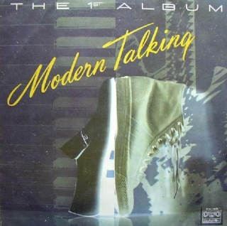 vinyl LP MODERN TALKING The 1st Album