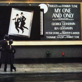 vinyl LP My One And Only Soundtrack‎