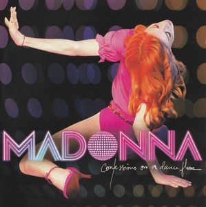 vinyl 2LP MADONNA Confessions On a Danceflo