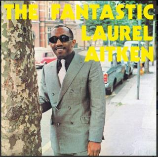vinyl LP LAUREL AITKEN The Fantastic Laurel Aitken