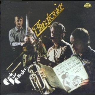 vinyl LP CLASSIC JAZZ COLLEGIUM Ellingtonia