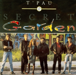 "vinyl 7""SP T´PAU Secret Garden"