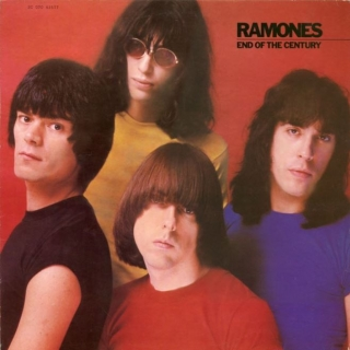 vinyl LP RAMONES End Of The Century