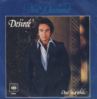 "vinyl 7""SP NEIL DIAMOND - Desiree"