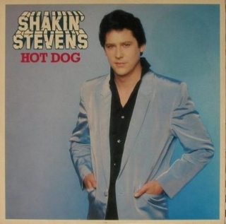 vinyl LP SHAKIN´ STEVENS Hot Dog