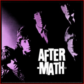vinyl LP THE ROLLING STONES Aftermath