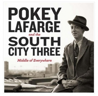vinyl LP POKEY LAFARGE Middle of Everywhere