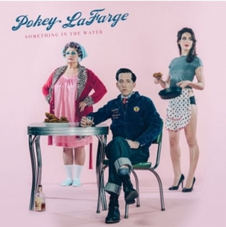 vinyl LP POKEY LAFARGE Something In The Water