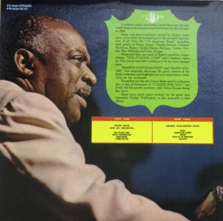 vinyl LP COUNT BASIE And His Orchestra