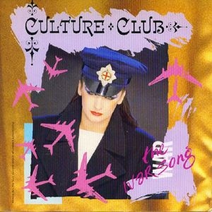 "vinyl 7""SP CULTURE CLUB The War Song"