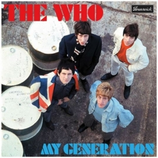 vinyl LP THE WHO My Generation