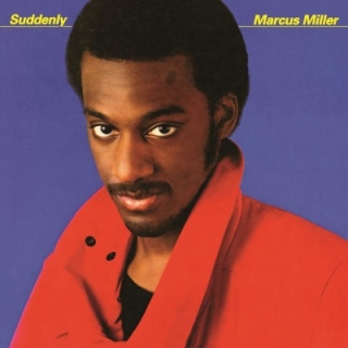 vinyl LP MARCUS MILLER Suddenly