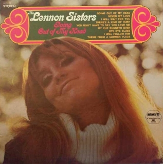 vinyl LP THE LENNON SISTERS Going Out Of My Head