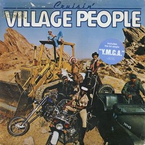 vinyl LP VILLAGE PEOPLE Cruisin'