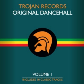 vinyl LP TROJAN RECORDS Original Dancehall Volume I