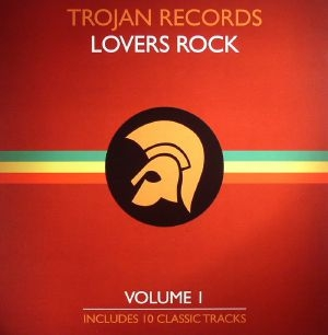 vinyl LP TROJAN RECORDS LOVERS ROCK Volume I