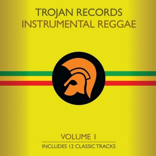 vinyl LP TROJAN RECORDS Instrumental Reggae Vol. 1