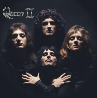vinyl LP QUEEN Queen II (2015)